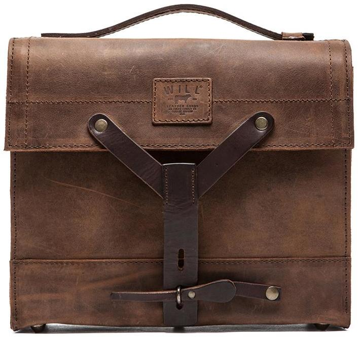 Will Leather Goods Found Surplus Swiss Medic Bag