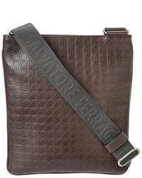 Salvatore Ferragamo Gamma Soft Shoulder Bag Messenger Bags