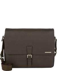 Ermenegildo Zegna Hamptons Messenger Bag