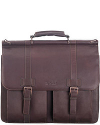 Kenneth Cole Reaction Leather Dowel Bag
