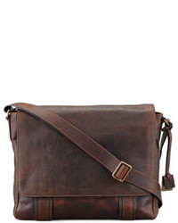 Logan flap messenger bag medium 25634