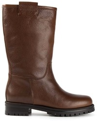 Dolce & Gabbana Rodeo Mid Calf Boots
