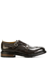 Officine Creative Classic Monk Shoes