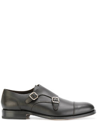 DSQUARED2 Missionary Monk Strap Shoes