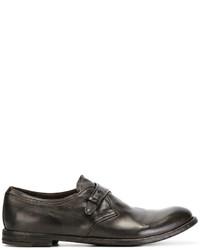 Officine Creative Single Strap Monk Shoe
