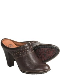 Sofft Soleil Clogs Studded Leather