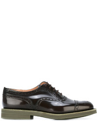 Church's Brogue Detailed Oxfords