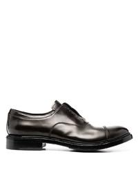 Premiata Callo Leather Oxford Shoes