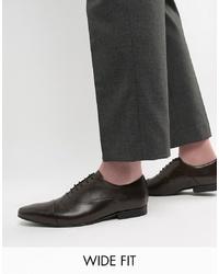 Kg Kurt Geiger Kg By Kurt Geiger Wide Fit Oxford Leather Shoes