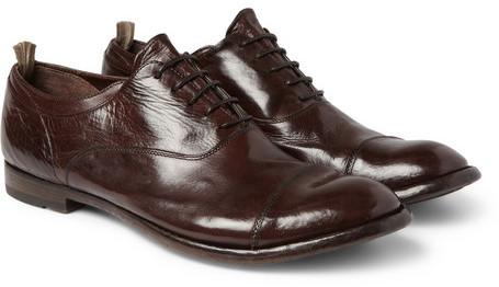 Chaussures Oxford Officine Creative - Marron ckDRI
