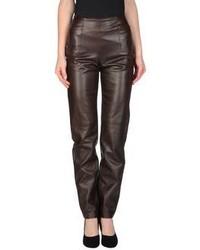 Lagerfeld leather pants medium 137455