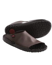 Camper Atom Sandals Dark Brown