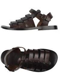 David Naman Sandals