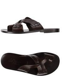 Del Paso Thong Sandals