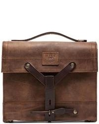 Will Leather Goods Found Surplus Leather Swiss Medic Bag