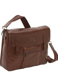 Dopp Gear Leather Messenger