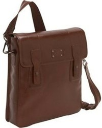 Dopp Gear Leather Urban Messenger