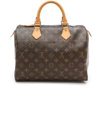Louis Vuitton What Goes Around Comes Around Monogram Speedy 30 Bag
