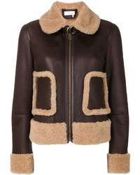 Shearling jacket medium 4424206