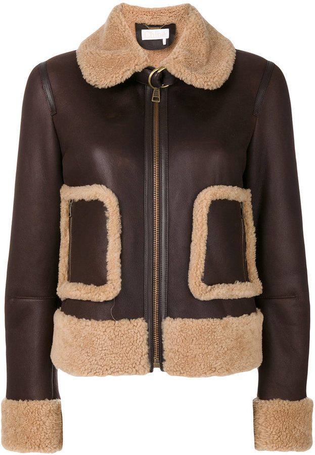 Chloé Shearling Jacket