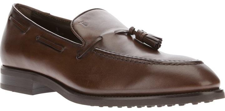 Tod's Tassel Loafer
