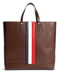 Brooks Brothers Striped Tote
