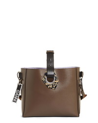 Ganni Leather Tote