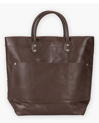 Levi's Crafted Leather Tote Bag