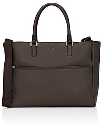 Serapian serapian top zip horizontal tote bag medium 3666696