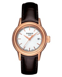 Tissot Carson Leather Watch