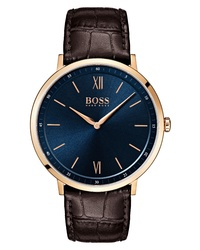BOSS Essential Ultra Slim Watch