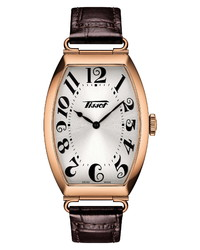 Tissot Heritage Porto Leather Watch