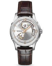 Hamilton Jazzmaster Open Heart Watch 40mm