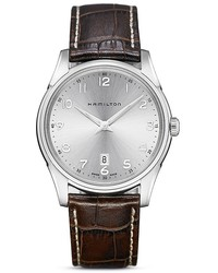 Hamilton Jazzmaster Thinline Quartz Watch 42mm