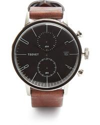 Tsovet Jpt Cc38 Leather Watch