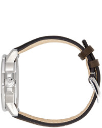 Mühle-Glashütte Off White Brown M29 Classic Watch