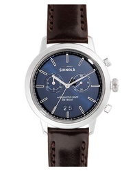 Shinola The Bedrock Chronograph Watch