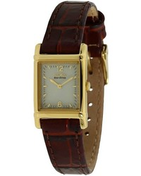 Citizen Watches Eco Drive Leather Strap Watch Ew8282 09p