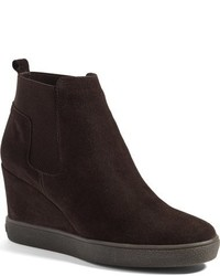 Aquatalia Claire Weatherproof Wedge Bootie