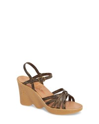 Famolare Knotty Wedge Sandal