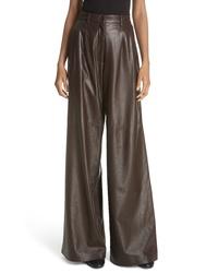 Nili Lotan Nico Leather Pants