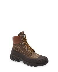 Burberry Arthur Tb Monogram Hiking Boot