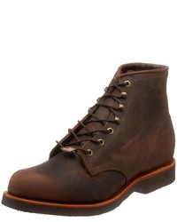 Chippewa 6 Rugged Handcrafted Lace Up Boot