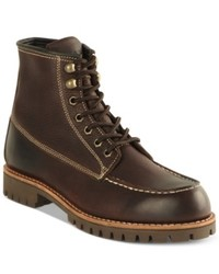 Marc New York Marcus Moc Toe Boots Shoes
