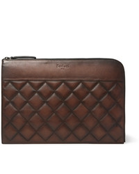 Berluti Nino Quilted Leather Pouch