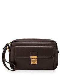Span classproduct displayname new boston zip pouch brownspan medium 52009