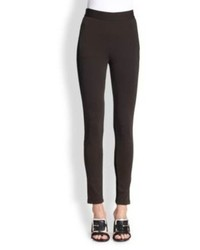 Givenchy Ponte Bi Color Leggings