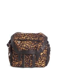 Alexander Wang Marti Leopard Print Nylon Backpack