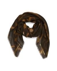 Nina leopard print scarf medium 8800000
