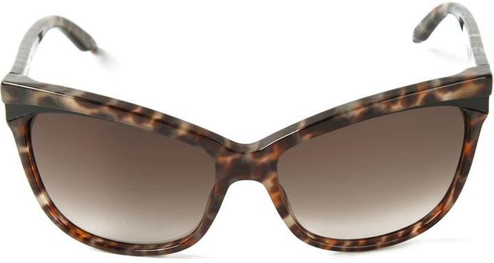 3fd8147ca0f9 Cat Eye Dior Shaped Sunglasses, $311   farfetch.com   Lookastic.com